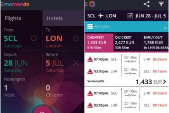 3 Apps para reservar tu vuelo