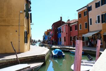 Venecia: Murano, Burano y Torcello por un mismo billete de vaporetto
