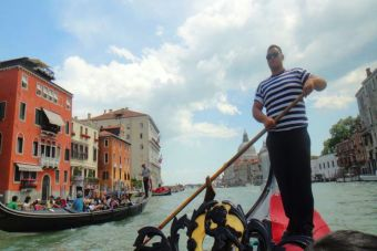 Historias de viaje: Venecia