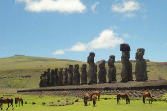 Rapa Nui, un lugar para soñar