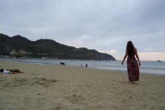 Mochileros por Sudamérica: Puerto López, Ecuador