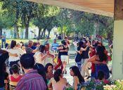Milonga Callejera en Café Literario Parque Bustamante