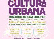 Feria Cultura Urbana Diseño de Autor & Gourmet