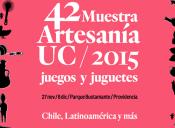 Muestra de Artesanía UC 2015