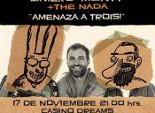 Kevin Johansen + The Nada junto a Liniers y Montt en Antofagasta
