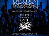 Exposición fotográfica: Chile entre los años 40 y 60