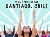 Wanderlust 108 en Santiago
