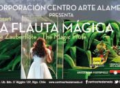 Ópera para todos: La Flauta Mágica de Mozart en Centro Arte Alameda
