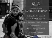 Exposición Individual  Santiago Intimo