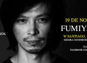 Fumiya Tanaka en Hotel W
