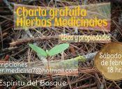 Charla sobre Plantas y Hierbas Medicinales