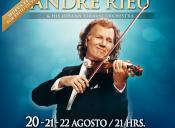 Concierto de André Rieu en Chile