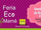 Feria Eco Mama en Centro Arte Alameda