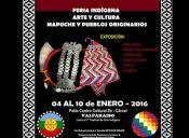 Feria de Arte de Pueblos Originarios en Centro Cultural Ex Cárcel
