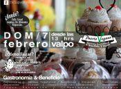 Encuentro de Gastronomía Vegana en Valparaíso