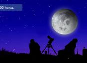 Jornada de Observación Astrónomica con Telescopios en el Planetario de Santiago
