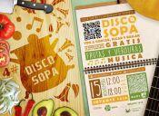 Disco Sopa Chile en Centro de Creación Infante