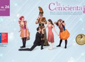 Ballet de La Cenicienta, Teatro Nescafé de Las Artes