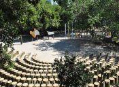 Thiago Lyra en Parque Gabriela Mistral