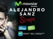 Alejandro Sanz en Chile