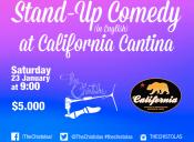 The Chistolas en California Cantina
