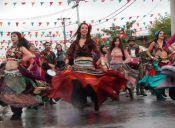 Carnavalito Gitano en Matucana 100