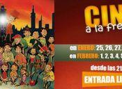Festival de Cine a la fresca en Centro Cultural de España