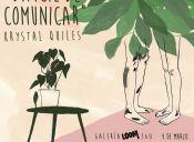 Exposición Difícil de Comunicar de Krystal Quiles en Cervecería Loom