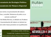 Conversatorio de Ecología Política