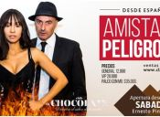 Amistades Peligrosas en Club Chocolate
