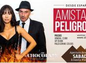 Amistades Peligrosas en Club Chocolate