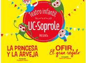 Teatro infantil UC-Soprole presenta