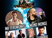 StandUp Comedy de Proyeccion en Arco & Baleno