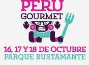 Perú Gourmet 2015, Parque Bustamante