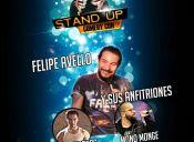 Felipe Avello - StandUp Comedy en Arco y Baleno