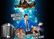 Mauricio Medina StandUp Comedy en Arco y Baleno