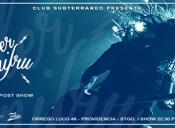 Cler Canifrú en vivo + Fiesta post show, Club Subterraneo