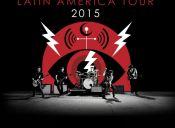 Concierto de Pearl Jam en Chile, Latin America Tour 2015