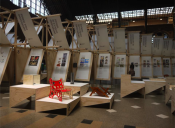 Bienal de Diseño en Santiago, Centro Cultural Estación Mapocho