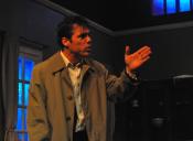 Obra Visitando al Señor Green, Teatro de la Aurora en Barrio Italia