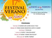 Festival de Verano en Ñuñoa