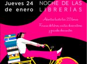 Noche de las Librerías, Barrio Lastarria