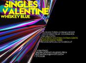 Fiesta Singles Valentine en Whisky Blue, Hotel W