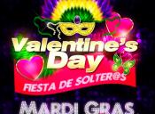 Fiesta de Solteros Valentine's Day, California Cantina
