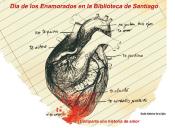 Celebración día de los enamorados, Biblioteca de Santiago