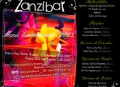 Cena de San Valentín, Zanzíbar
