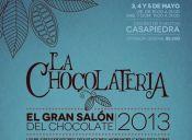 Entradas para el Salón del Chocolate 2013 (Concurso Cerrado ¡Revisa la lista de GANADORES!)
