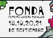 Fonda Camping Laguna Zapallar 2013