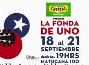 Fonda de UNO en Matucana 100