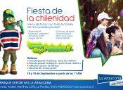 """Fonda """"Fiesta de la Chilenidad"""" en Parque La Araucana"""